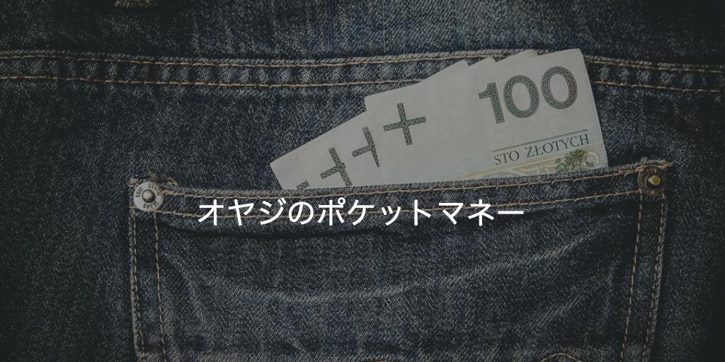 ポケットマネー